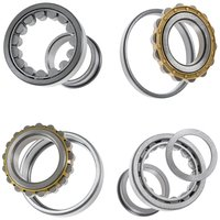 Cylindrical Roller Bearings - Metric Sizes
