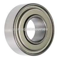 Felt Sealed Deep Groove Ball Bearings