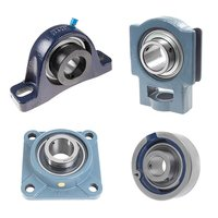 Housed Bearing Units - Cast Iron