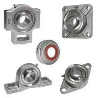 Housed Bearing Units - Stainless Steel