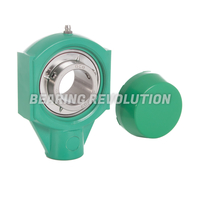 HPL Series - Thermoplastic Hanger Housed Bearing Units (Green)