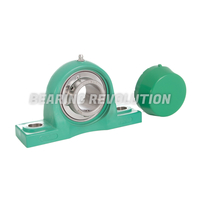 PPL Series - Thermoplastic Pillow Block Unit (Green)