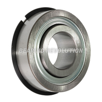 Precision Ground Radial Deep Groove Ball Bearings