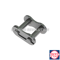 08E-1 S/S ,  Spring Clip Connecting Link in Stainless Steel - Select Range