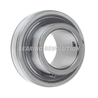 1017 17  ( UC 203 ) - 'Premium' Bearing Insert with a 17mm bore.