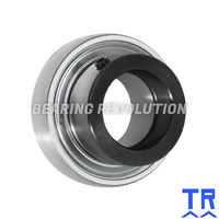 1230 1.1/8 EC  ( SA 206 18 )  -  Bearing Insert with a 1.1/8 inch bore - TR Brand