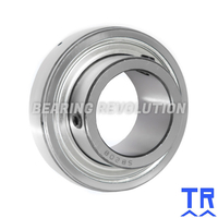 1230 1.1/8  ( SB 206 18 )  -  Bearing Insert with a 1.1/8 inch bore - TR Brand
