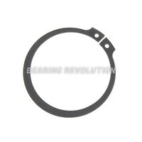 Qty 1 1300 Stainless Steel 62mm Shaft 1300-62SS Internal Circlip
