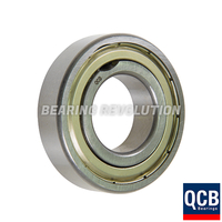 211 ZZ, Deep Groove Ball Bearing with a 55mm bore - Select Range