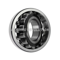 21304, Spherical Roller Bearing with a Plastic Cage - Premium Range