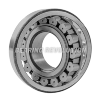 21307 C3, Spherical Roller Bearing with a Steel Cage - Premium Range