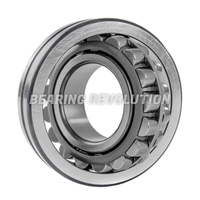 21308 C3 W33, Spherical Roller Bearing with a Steel Cage - Premium Range