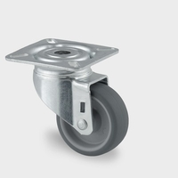 Light Industrial Castors
