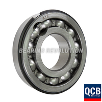 306 NR, Deep Groove Ball Bearing with a 30mm bore - Select Range