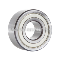 3202 ZZ, Angular Contact Bearing with a 15mm bore - Budget Range