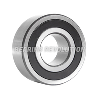 3205 2RS, Angular Contact Bearing with a 25mm bore - Budget Range