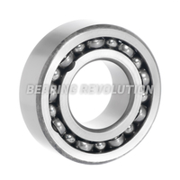 Double Row Radial Deep Groove Ball Bearings