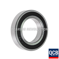 6004 2RS C3, Deep Groove Ball Bearing with a 20mm bore - Select Range