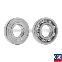 6005 Z, Deep Groove Ball Bearing with a 25mm bore - Select Range