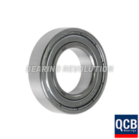 6005 ZZ S/S, Stainless Steel Deep Groove Ball Bearing with a 25mm bore - Select Range