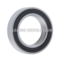 Single Row Radial Deep Groove Ball Bearings - Stainless Steel