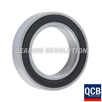 61804 2RS S/S, Stainless Steel Deep Groove Ball Bearing with a 20mm bore - Select Range