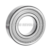 Single Row Radial Deep Groove Ball Bearings - High Temperature Applications