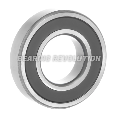 6204 2RSH, Deep Groove Ball Bearing with a 20mm bore - Premium Range