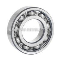 6204 VA 201, Deep Groove Ball Bearing with a 20mm bore - Premium Range