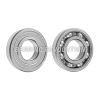 6300 Z, Deep Groove Ball Bearing with a 10mm bore - Premium Range
