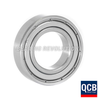 6902 ZZ S/S, Stainless Steel Deep Groove Ball Bearing with a 15mm bore - Select Range