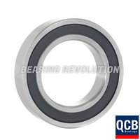 6908 2RS S/S, Stainless Steel Deep Groove Ball Bearing with a 40mm bore - Select Range