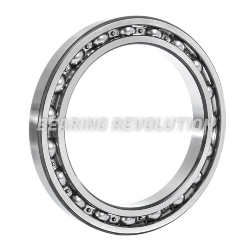 6908 2rs S S Stainless Steel Deep Groove Ball Bearing