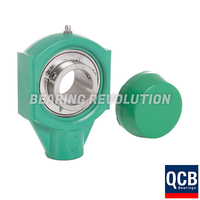 HPL 207 20 S/S N6 GRN, Green Thermoplastic Hanger Housing Unit with a 1.1/4 inch bore - Select Range