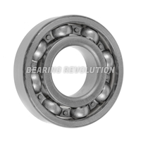 Single Row Radial Deep Groove Ball Bearings