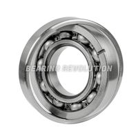 Externally Aligning Ball Bearings