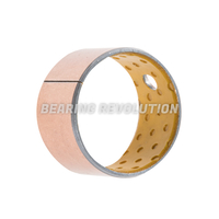 MB 0812 DX Split Bush Bearing - DX Type