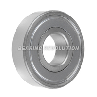 MJ 1.1/4 ZZ, Deep Groove Ball Bearing with a 1.1/4 inch bore - Budget Range