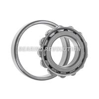 Removable Inner Ring 30mm Bore MTK NU 206 EM//C3 Cylindrical Roller Bearing