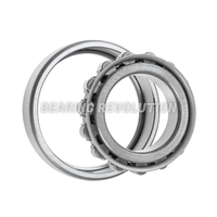 NF 211 E, NF-Series Cylindrical Roller Bearing with a 55mm bore - Steel Cage - Select Range
