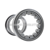 NJ 222 E, NJ-Series Cylindrical Roller Bearing with a 110mm bore - Steel Cage  - Premium Range