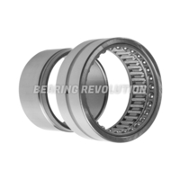 NKIA 5902, Combined Needle Roller Bearing with a 15mm bore - Premium Range