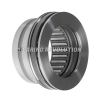 NKXR 40, Combined Needle Roller Bearing with a 40mm bore - Premium Range