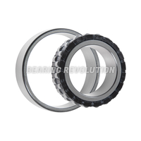 NN 3008 K SP, NN-Series Cylindrical Roller Bearing with a 40mm bore - Plastic Cage  - Premium Range