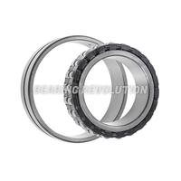 NN 3010 K SP W33, NN-Series Cylindrical Roller Bearing with a 50mm bore - Plastic Cage  - Premium Range
