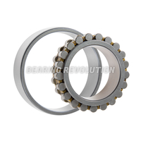 NN 3011 K, NN-Series Cylindrical Roller Bearing with a 55mm bore - Brass Cage  - Premium Range