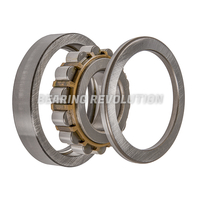 NP-Series Single Row Cylindrical Roller Bearings