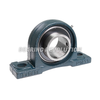 NP 55  ( UCP 211 ) - Pillow Block Housing Unit with a 55mm bore - DSB Brand