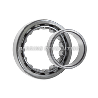 NU 207, NU-Series Cylindrical Roller Bearing with a 35mm bore - Steel Cage - Budget Range
