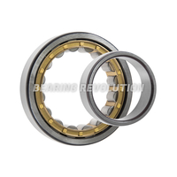 NU 228, NU-Series Cylindrical Roller Bearing with a 140mm bore - Brass Cage  - Premium Range